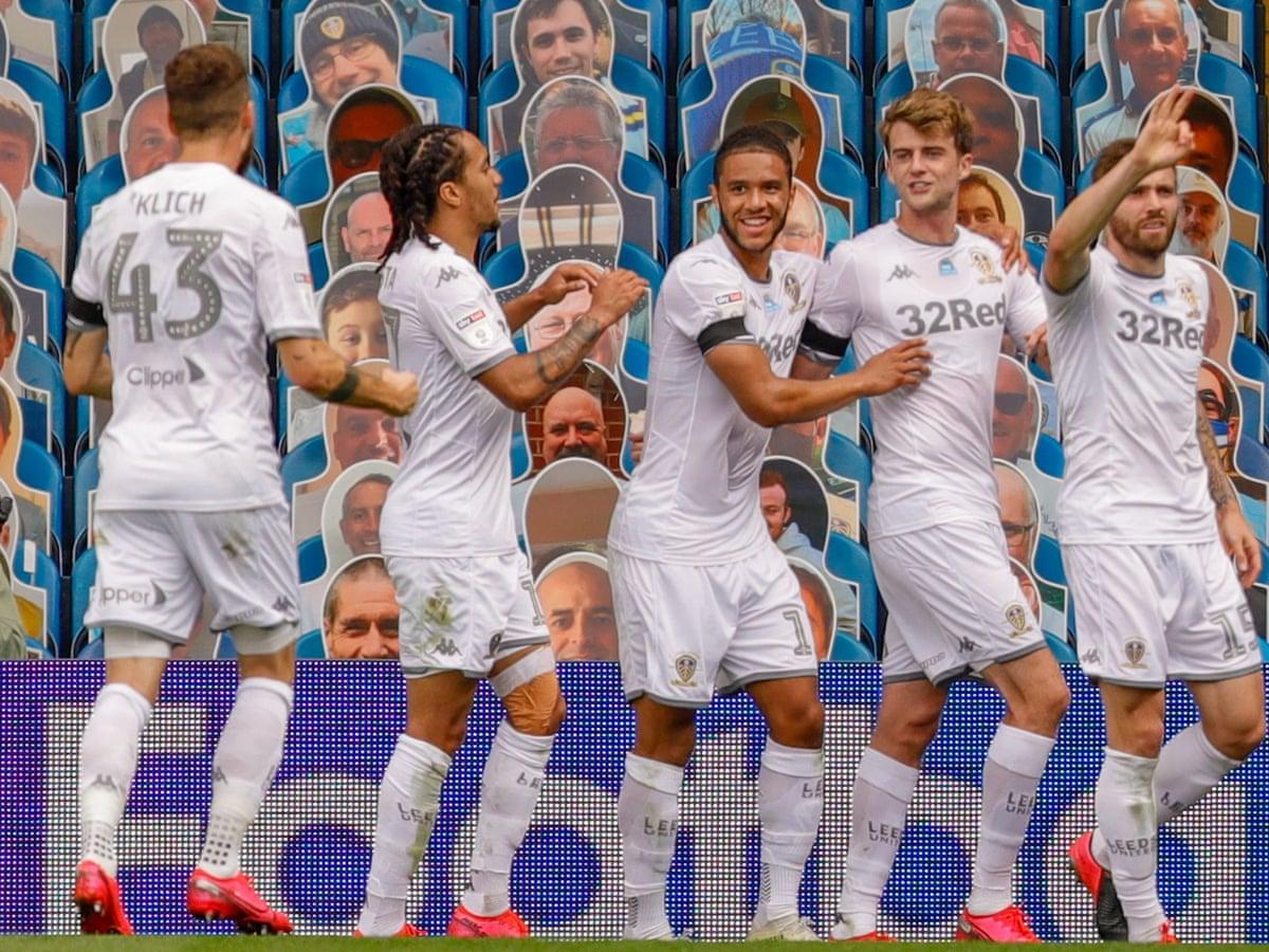 Leeds United 1-0 Barnsley: Championship – as it happened ...