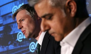 Goldsmith goes head to head with Khan.