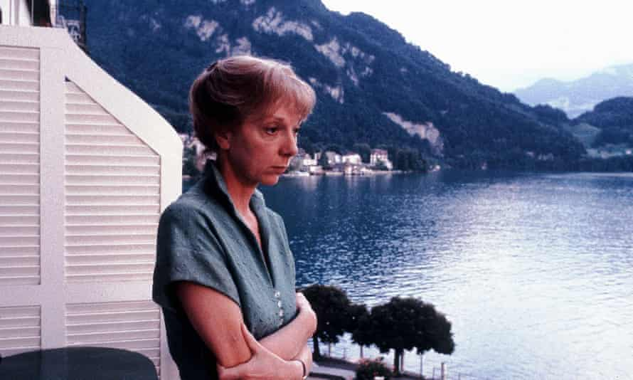 Anna Massey in a BBC adaptation of Brookner's Hotel du Lac.