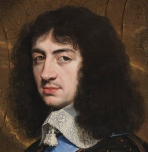 Portrait of King Charles II of England, 1653