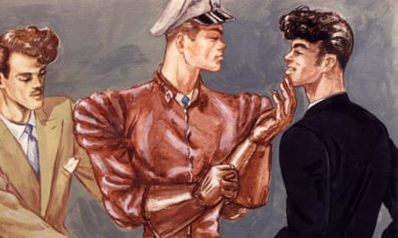 A Tom of Finland illustration from 1947.
