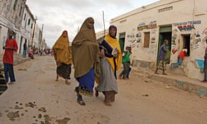 Daily life in the southern Somali town of Marka, Lower Shabelle.