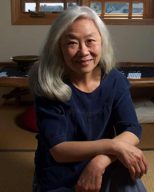 Maxine Hong Kingston in 2001.