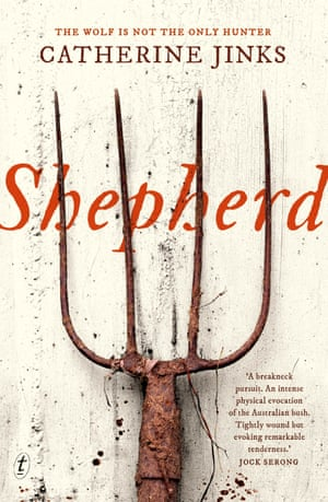 Cover image for Shepherd by Catherine Jinks