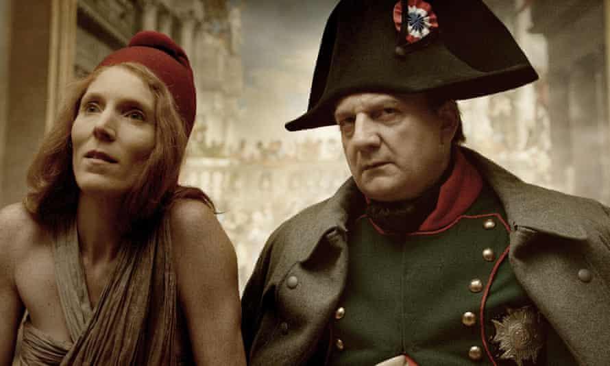 Johanna Korthals Altes and Vincent Nemeth in the 'tricksy' Francofonia
