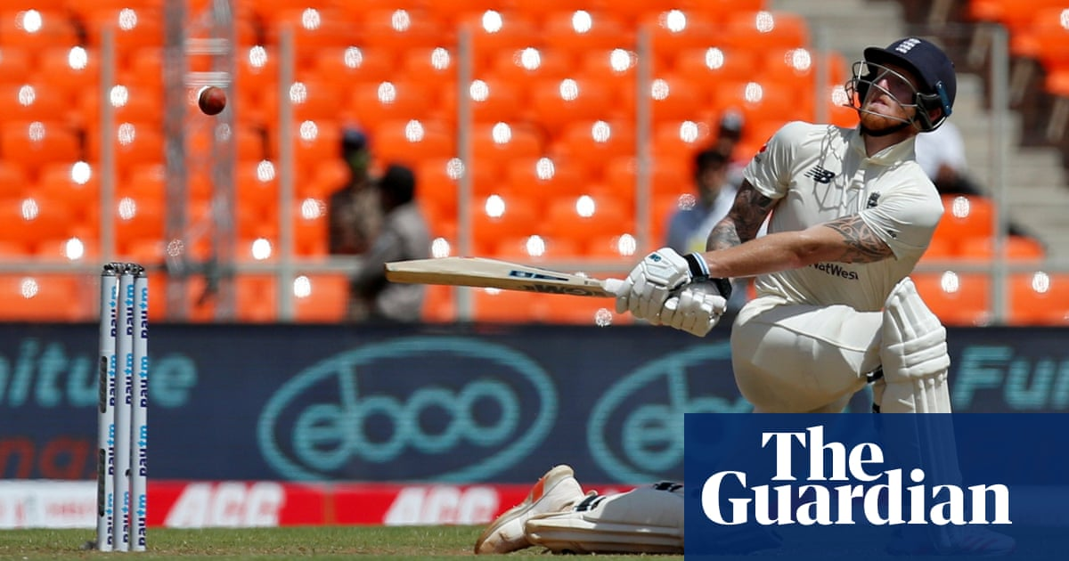 Ben Stokes laments 'hardest conditions I've faced' as struggles in India continue