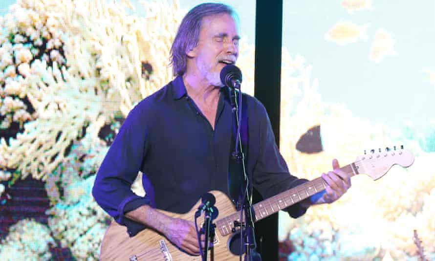 Jackson Browne performing in 2019.