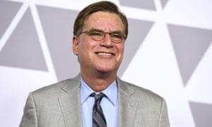 """Aaron SorkinFILE - In this Feb. 5, 2018 file photo, Aaron Sorkin arrives at the 90th Academy Awards Nominees Luncheon at The Beverly Hilton hotel in Beverly Hills, Calif. The estate of """"To Kill a Mockingbird"""" author Harper Lee has filed suit over an upcoming Broadway adaptation of the novel set to open in Dec. 2018. The federal lawsuit filed this week in Alabama argues that screenwriter Sorkin's script wrongly alters Atticus Finch and other characters from the book. (Photo by Jordan Strauss/Invision/AP, File)"""