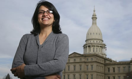 Rashida Tlaib's win means she will be the third Muslim to serve in the US House of Representatives this year.