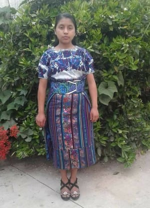 Claudia Patricia Gómez Gonzáles, 20, was shot in the head by an agent in Rio Bravo, Texas.
