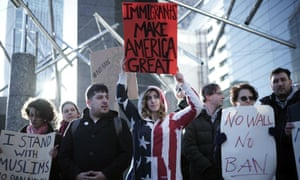 The president's ban has sparked a global backlash, but there are signs the executive order does not hold water, legally speaking.