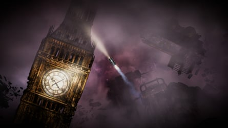 Imagination and atmosphere in spades … a still from the game Sunless Skies.