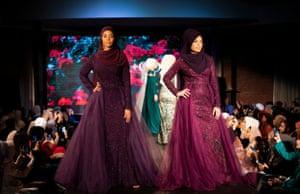 Urgi Baker and Sarah wear designs by Sawa+Co Australia.