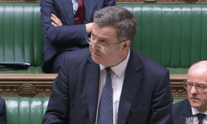Mel Stride, Financial Secretary to the Treasury and Paymaster General, responds to an urgent question.