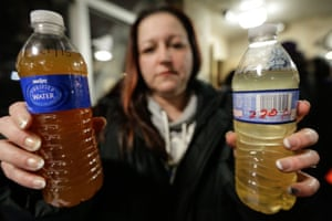 For almost two years, there has been a water crisis in Flint, Michigan, US.