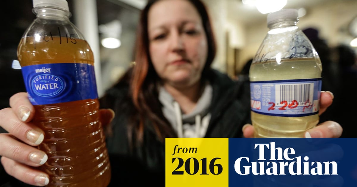 Flint S Water Crisis What Went Wrong Environment The Guardian