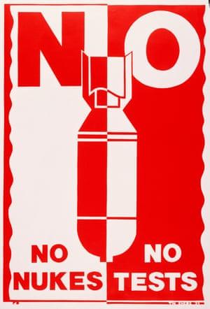No. No nukes. No tests – 1984