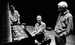 Straight to the front of their catalogue … Keith Jarrett Standards Trio