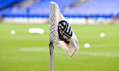 Bolton postpone League One game with Doncaster owing to 'welfare' concerns