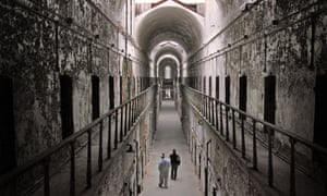 Prisons, inspired by ninenteenth century prison architecture, can be found around the world