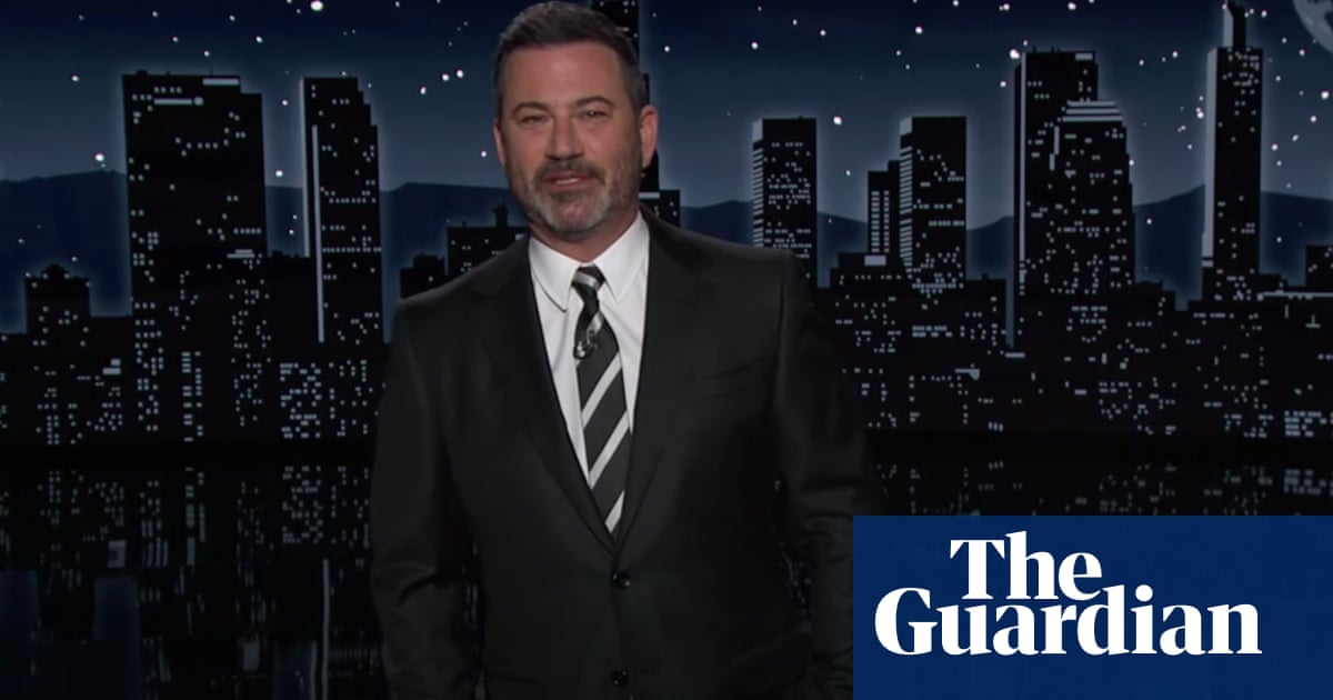 Jimmy Kimmel: Shatner space trip was 'like a North Korean news broadcast'