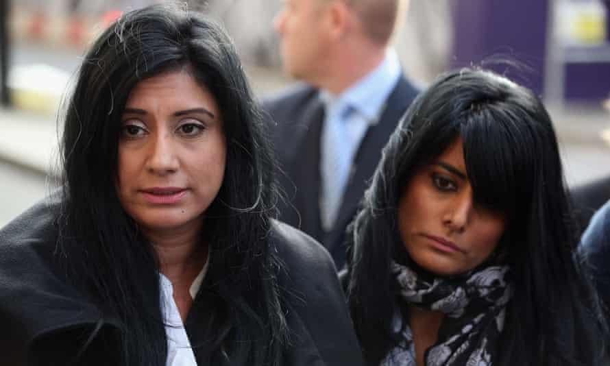 Mohammed Saleem's daughters