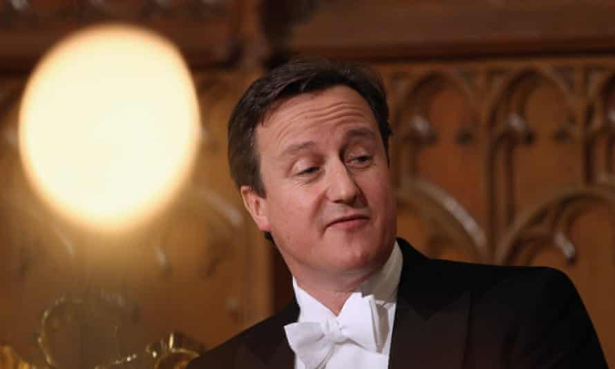 David Cameron disclosed his membership of Mark's Club in the House of Commons register of interests.