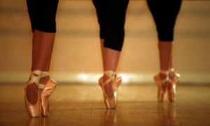 Imperfectly poised … the protagonist of The Ludlow Ladies' Society starts a dance studio.
