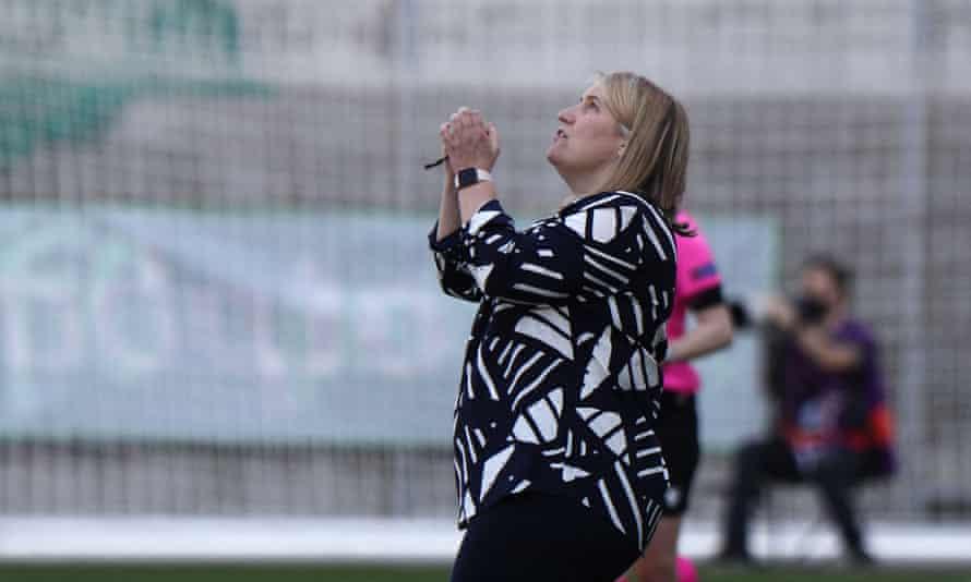 مدیر چلسی ، اما هایس ، پس از صعود تیمش به مرحله نیمه نهایی لیگ قهرمانان ، واکنش نشان داد.