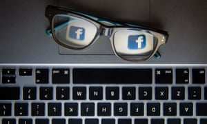 keyboard glasses facebook