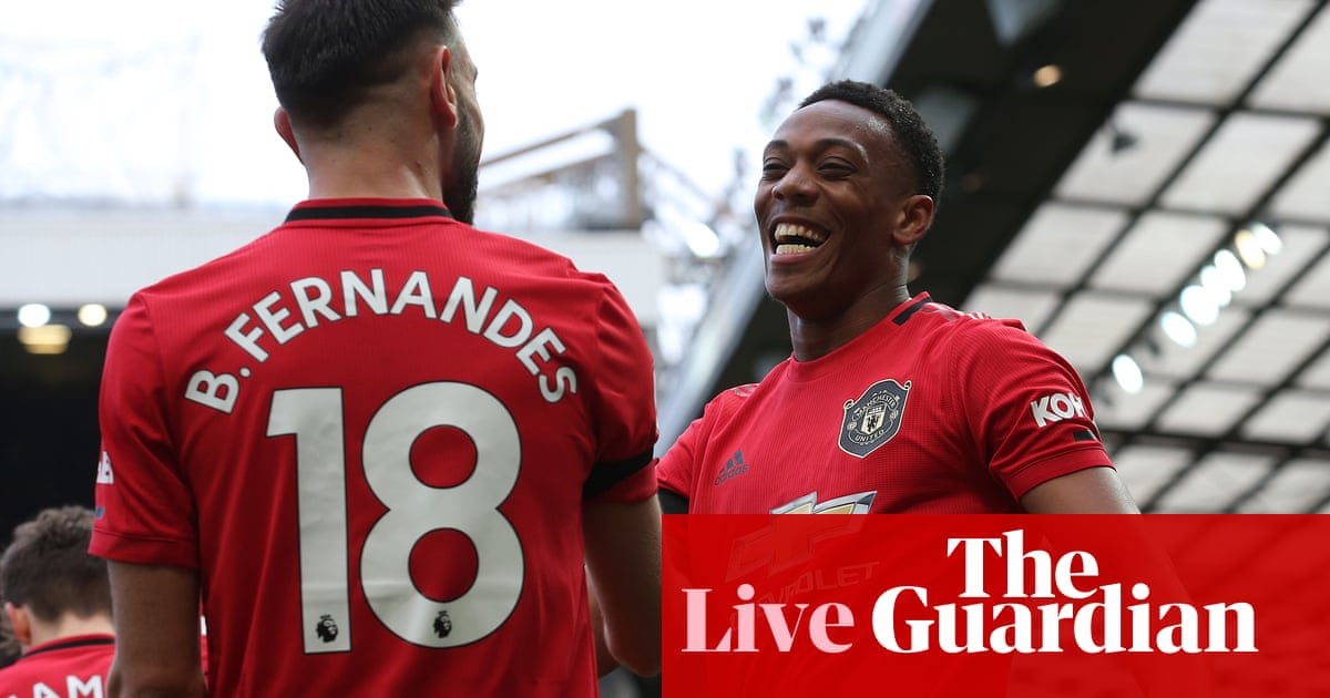 Manchester United 3 0 Watford Wolves 3 0 Norwich Premier League Clockwatch As It Happened Football The Guardian