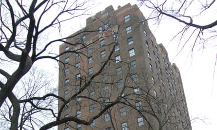 Christodora House in New York, a controversial symbol of the neighbourhood's gentrification.