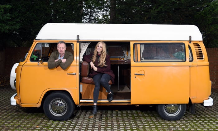 a5d1572fca Farewell to the campervan who helped me be a dad