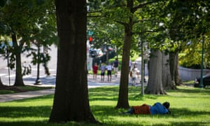 Homelessness exacerbates the risks of extreme temperatures. In the Washington DC metropolitan area, officials estimate 9,794 people are currently experiencing homelessness.