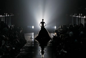 The View From The Front Row A History Of The Fashion Show Photo Essay Fashion The Guardian