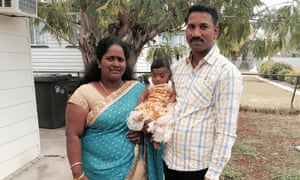 Tamil asylum seekers Nadesalingam and Priya and one of their daughters. Peter Dutton says the family being deported to Sri Lanka should surprise no one