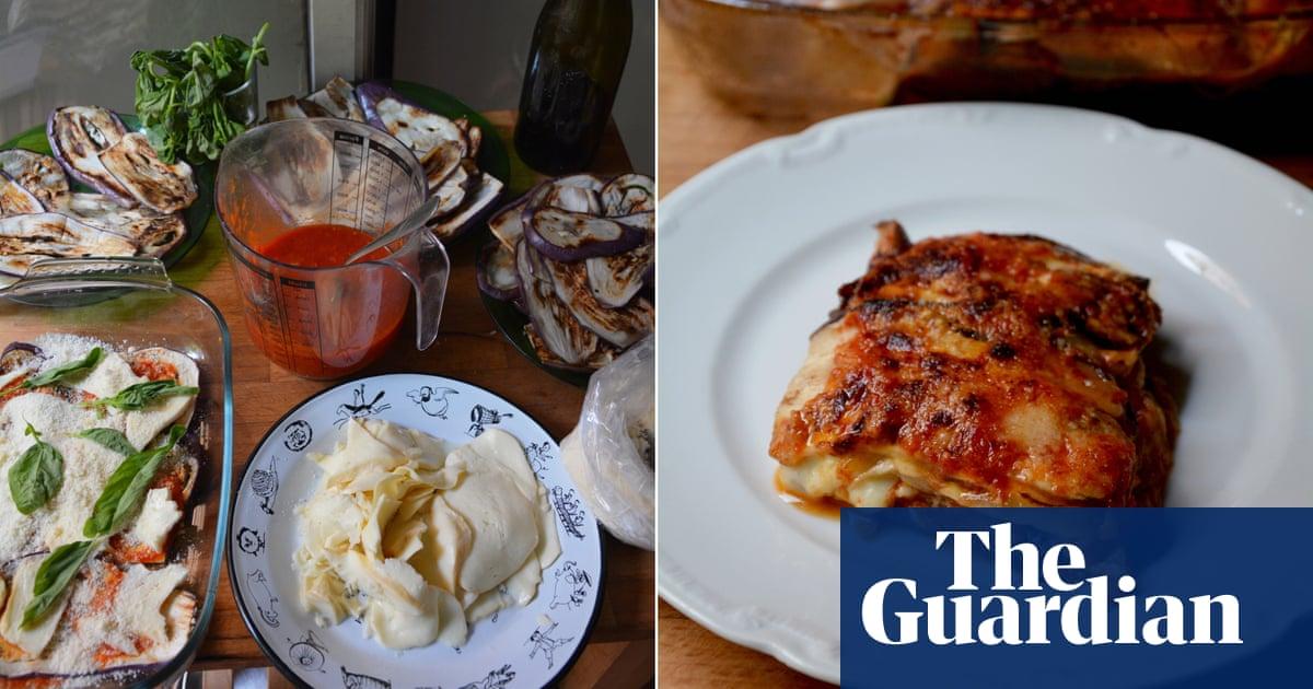 Rachel Roddy's recipe for 'light' parmigiana