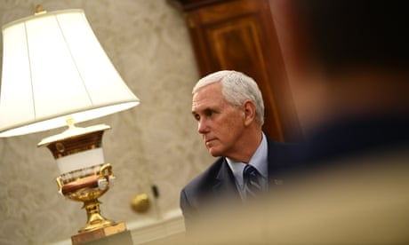 Coronavirus US live: Pence to reportedly 'maintain distance' with Trump as Fauci prepares to testify