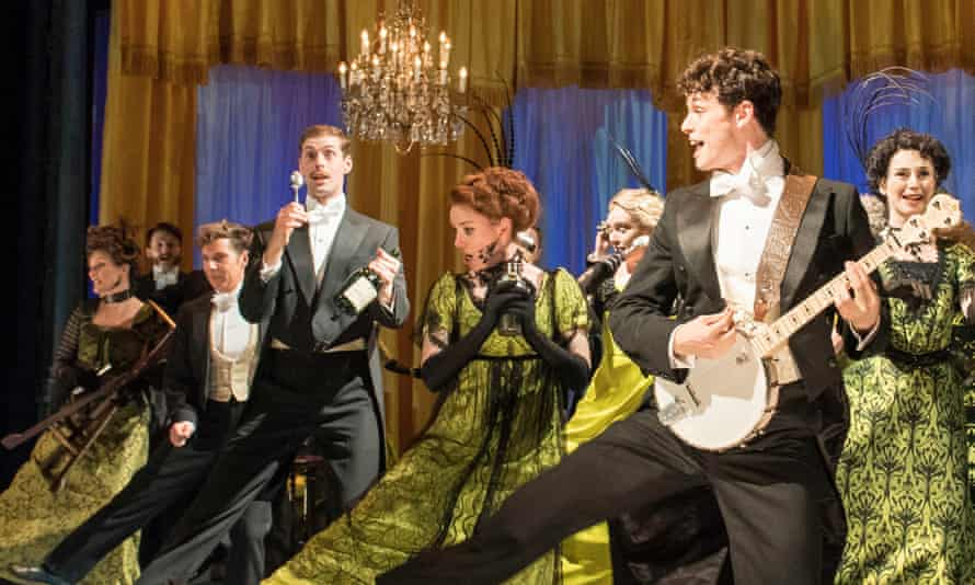 Chichester Festival Theatre's production Half a Sixpence, now in the West End.