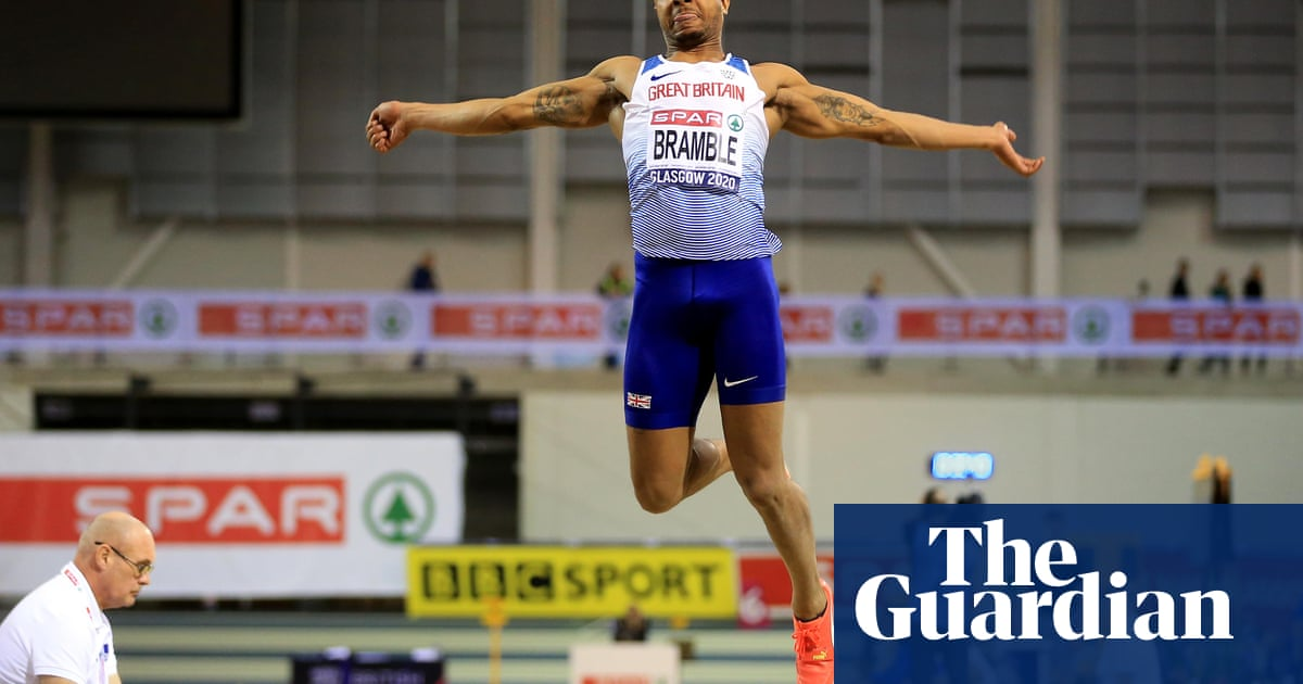 Donation helps long jumper drop delivery job and revive Olympic dream