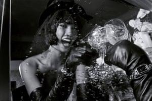 """Guy Bourdin Chanel """"Premiere"""" Ad Campaign, 1987"""