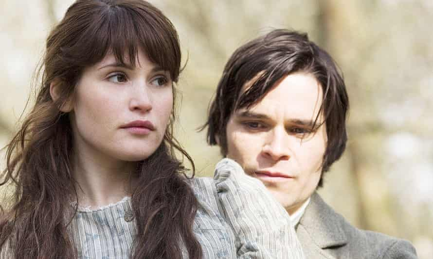 At the mercy of a pitiless patriarchy … Gemma Arterton and Hans Matheson in the BBC's 2008 adaptation of Thomas Hardy's Tess of the d'Urbevilles.