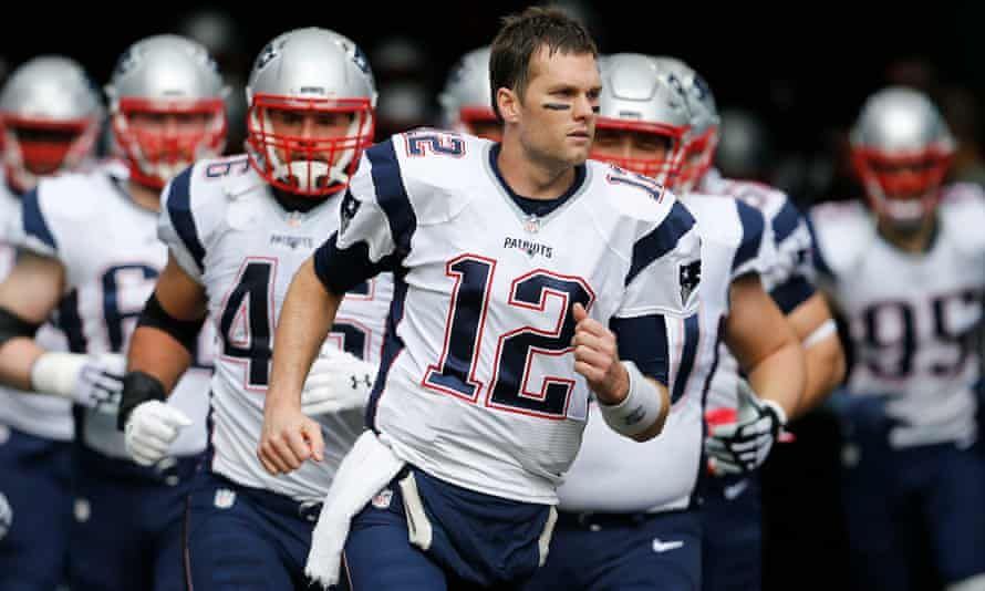Tom Brady is now in his 18th season - the average player lasts around two-and-a-half
