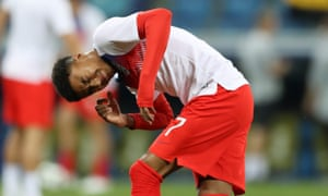 The midges in Volgograd are, by all accounts, a nightmare. Just ask Jesse Lingard.