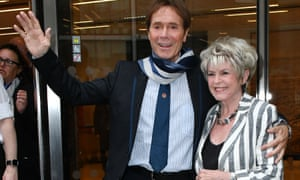 Cliff Richard and Gloria Hunniford