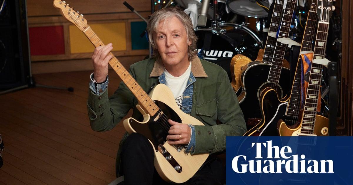 Paul McCartney to release new album recorded alone in lockdown