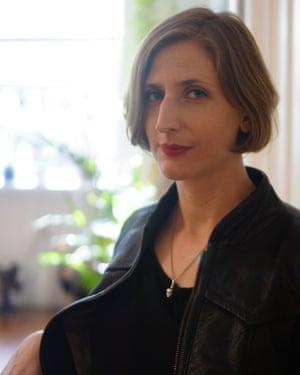 Jessa Crispin, author