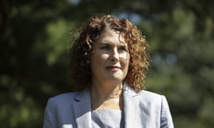 Mary Pat Carl who is challenging incumbent Kim Gardner in the Democratic primary for St. Louis circuit attorney