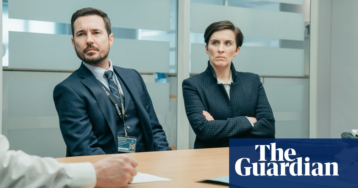 Line of Duty recap: series five, episode two – the double