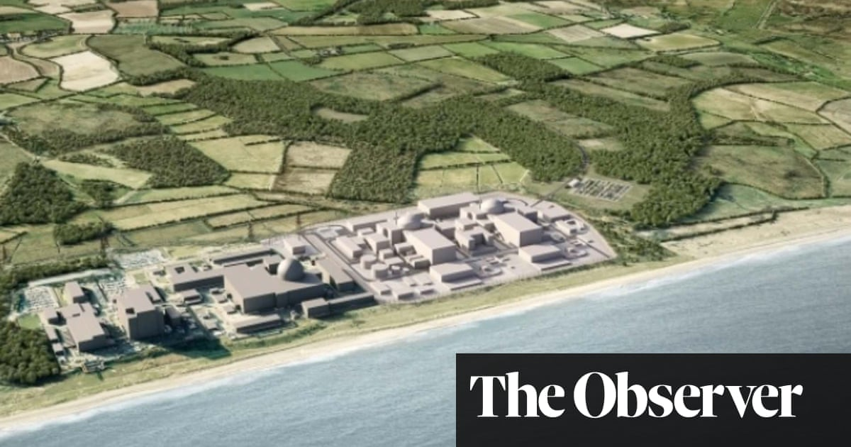 Ministers close to deal that could end China's role in UK nuclear power station